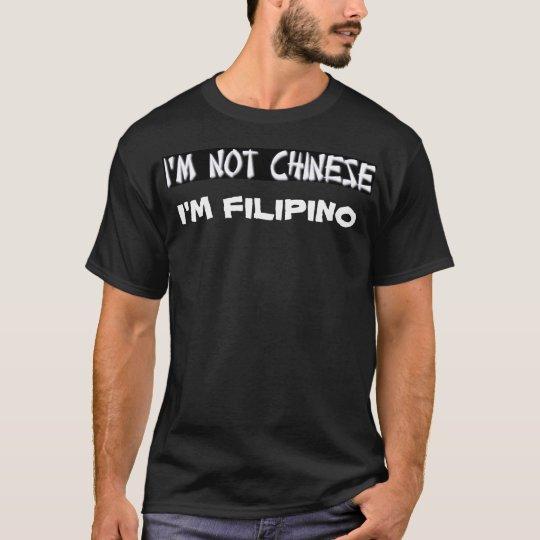 I'M FILIPINO T-Shirt