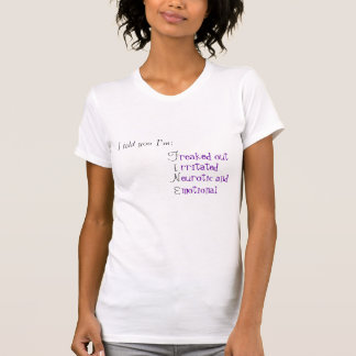 I'm fine Light T-Shirt
