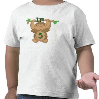 Im Five T-shirt