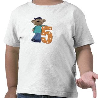 Im Five T-shirts