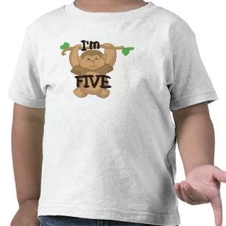 Im Five Shirts