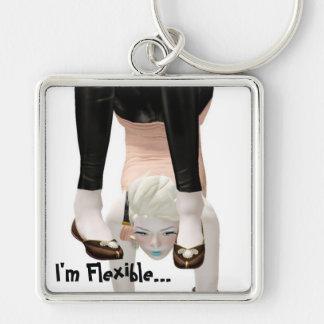 I'm Flexible... Keychains