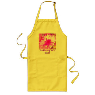 I'm Flouring as a Cook Aprons