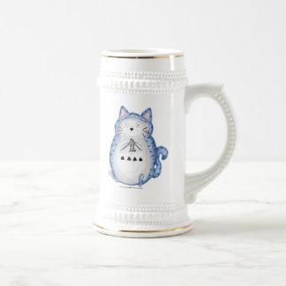 Im Fluffy Cat Stien 18 Oz Beer Stein