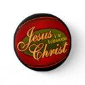 I'm Following Jesus Christ button