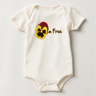 I'm Free Baby Bodysuit