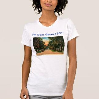 I'm from Geneva, New York! T-Shirt