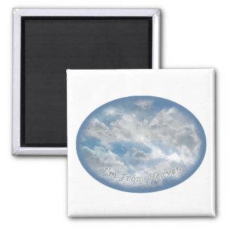 I'm From Heaven - Multi-Items Fridge Magnet