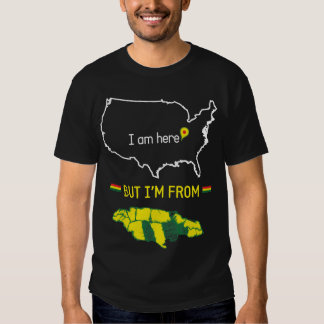 I'm from Jamaica T-shirt