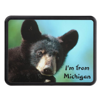 I'm from Michigan Tow Hitch Cover