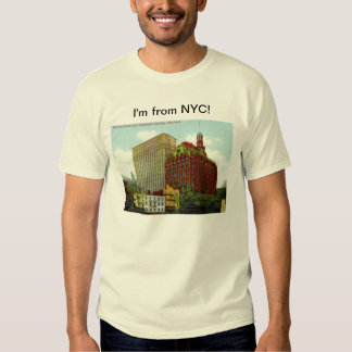 I'm from New York City! Vintage Shirt