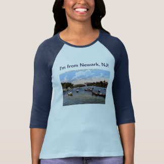 I'm from Newark, New Jersey Vintage T-Shirt