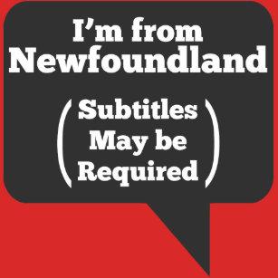 newfoundland jokes one liners