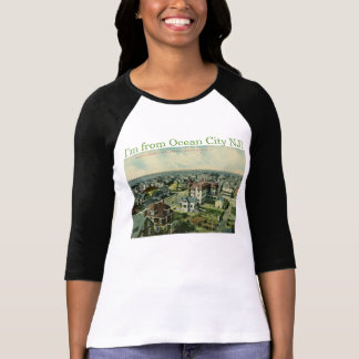 I'm from Ocean City New Jersey Vintage T-Shirt