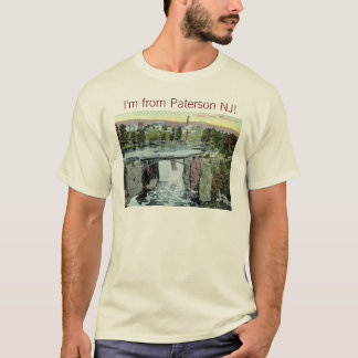 I'm from Paterson, New Jersey Vintage T-Shirt