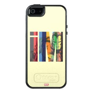 iM Funda Otterbox Para iPhone 5/5s/SE