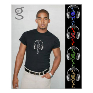 I'm G Clothing - Casual Shirts Poster