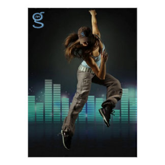 I'm G Clothing - Dance Poster