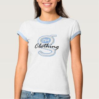 I'm G Clothing Ringer T-Shirt (baby-blue image)