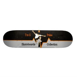 I'm G Skateboards Pulse Collection #2