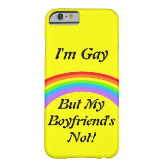 I'm Gay! Case iPhone 6 Case
