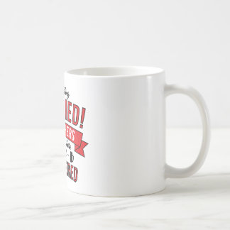 Im getting married - the others are only here to coffee mug