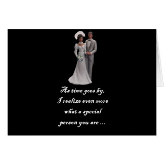 I'M  GLAD TO HAVE FOUND YOU. GREETING CARD