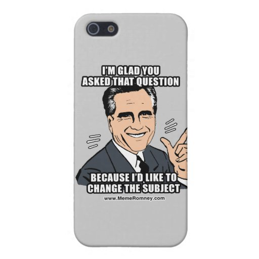 I'M GLAD YOU ASKED THAT QUESTION iPhone 5 CASE