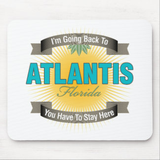 I'm Going Back To (Atlantis) Mouse Pad