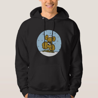 Im Going Back To Bed Hoodie