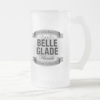I'm Going Back To (Belle Glade) Mugs