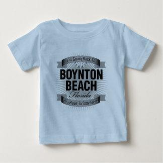 I'm Going Back To (Boynton Beach) Baby T-Shirt
