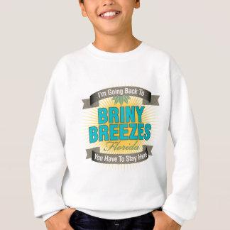 I'm Going Back To (Briny Breezes) Sweatshirt