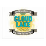 I'm Going Back To (Cloud Lake) Postcard