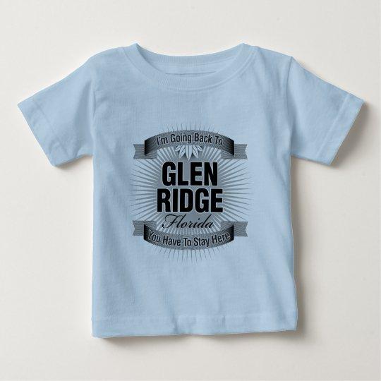 I'm Going Back To (Glen Ridge) Baby T-Shirt