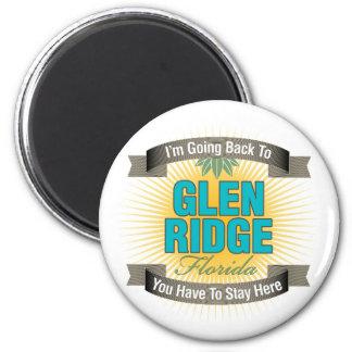 I'm Going Back To (Glen Ridge) Magnet