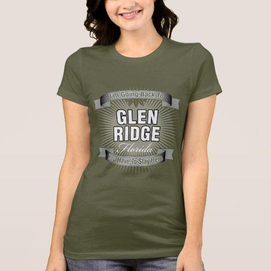 I'm Going Back To (Glen Ridge) T-Shirt