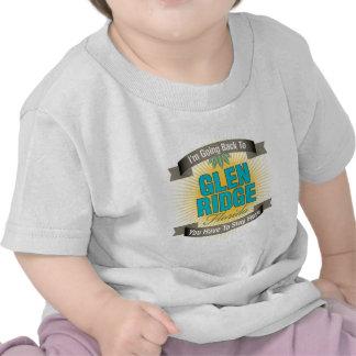 I'm Going Back To (Glen Ridge) T-shirts