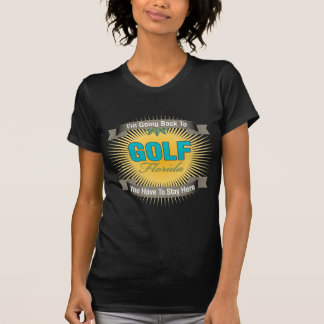 I'm Going Back To (Golf) Shirts
