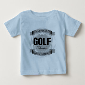 I'm Going Back To (Golf) Tshirt