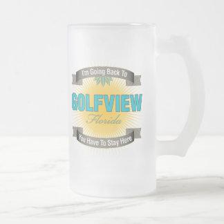 I'm Going Back To (Golfview) Mug