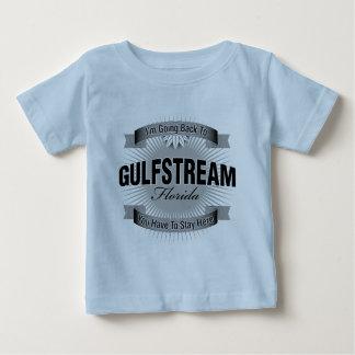I'm Going Back To (Gulfstream) Baby T-Shirt