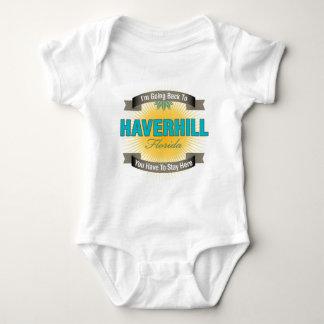 I'm Going Back To (Haverhill) Baby Bodysuit