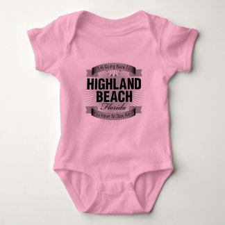 I'm Going Back To (Highland Beach) Baby Bodysuit