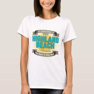 I'm Going Back To (Highland Beach) T-Shirt