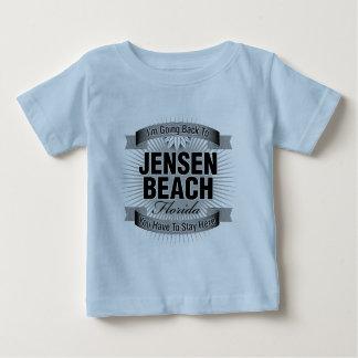 I'm Going Back To (Jensen Beach) Baby T-Shirt
