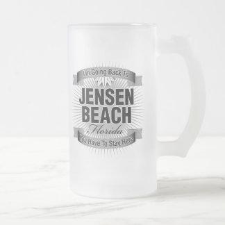 I'm Going Back To (Jensen Beach) Coffee Mugs