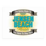 I'm Going Back To (Jensen Beach) Post Cards