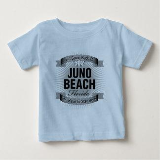 I'm Going Back To (Juno Beach) Baby T-Shirt
