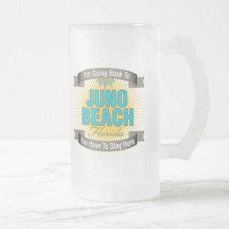 I'm Going Back To (Juno Beach) Coffee Mug